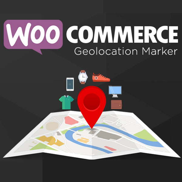 WooCommerce Geolocation Marker