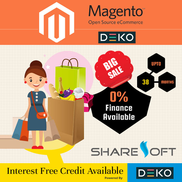 Magento Pay4later-Deko/Klarna (Rebranded) Payment Gateway