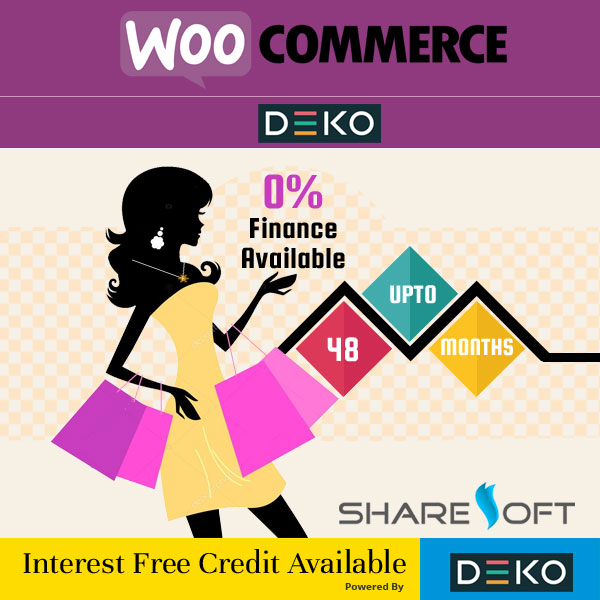 Woocommerce Pay4later-Deko/Klarna (Rebranded) Payment Gateway