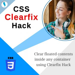 CSS Clearfix Hack