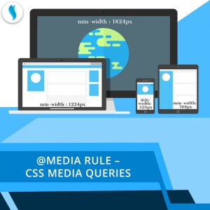 @media rule – a short blog trip on CSS media queries