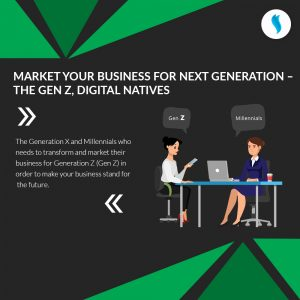 Market Your Business for Next Generation – The Gen Z, Digital Natives